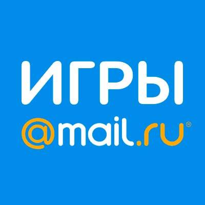 Логотип международной компании Игры@mail.ru