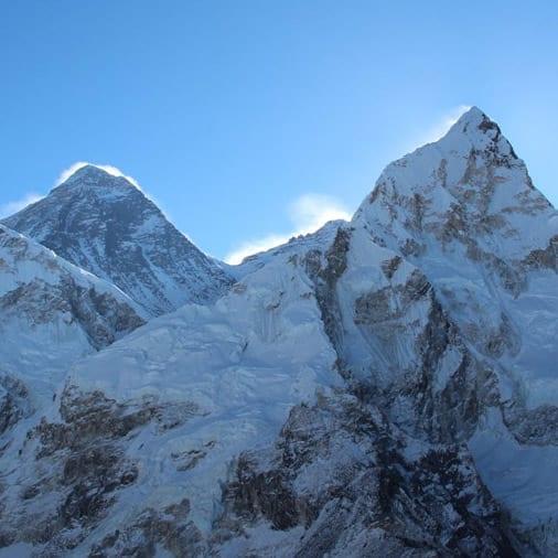 Картинка для трека к Эвересту