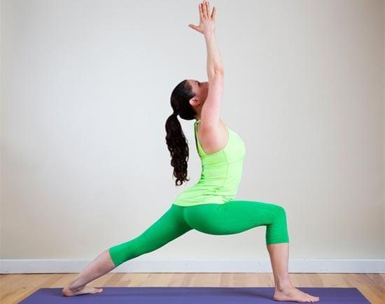 Поза лучника поможет повысить чувство баланса в теле