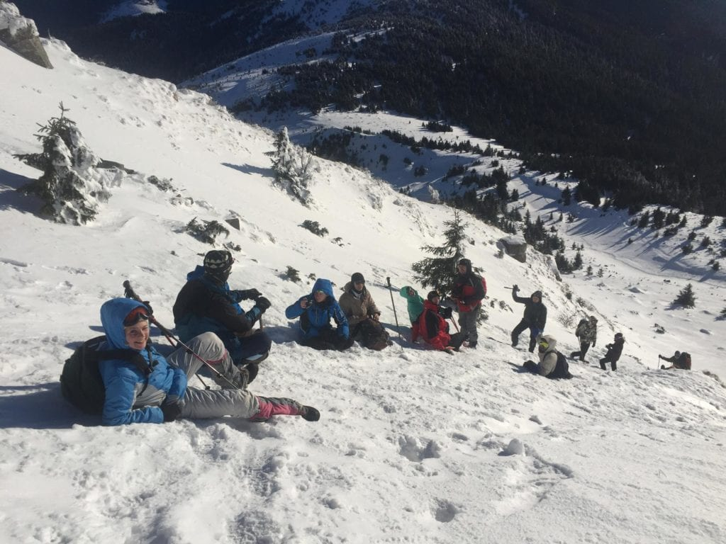 Карпаты намерены провести зимой два сбора в Турции