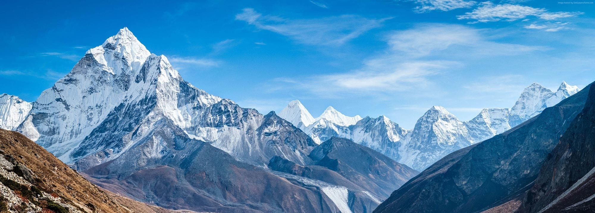 Ама-Даблам - жемчужина Непала