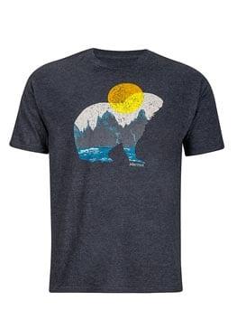 Для повседневной носки в горах вам нужны обычные футболки